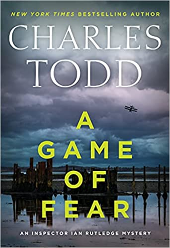 A Game of Fear book cover