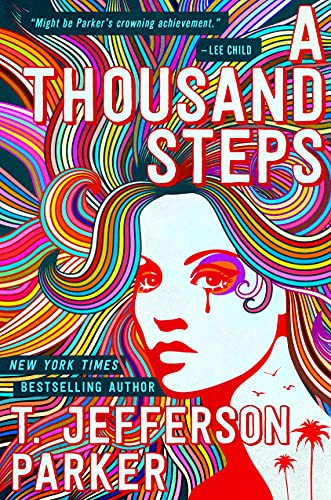 A Thousand Steps book cover