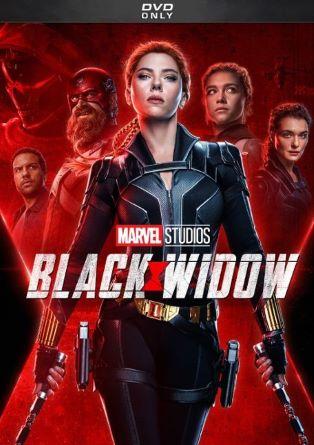 Black Widow DVD Cover