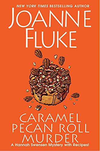 Caramel Pecan Roll Murder book cover