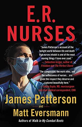 E.R. Nurses book cover