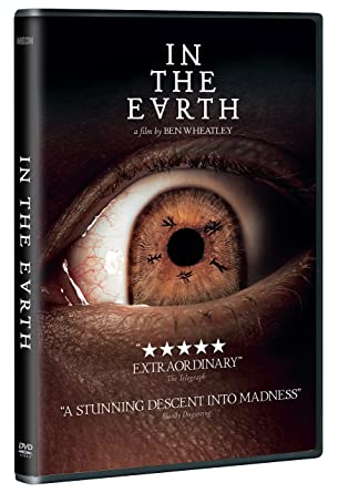 In the Earth DVD Cover