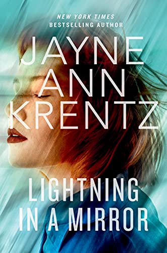 Lightning in a Mirror book cover