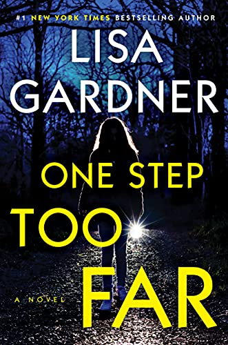 One Step Too Far book cover