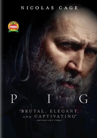 Pig DVD Cover