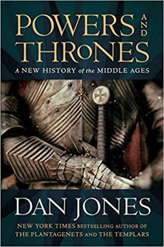 Powers and Thrones book cover
