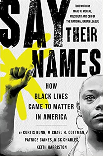 Say Their Names book cover