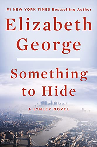 Something to Hide book cover