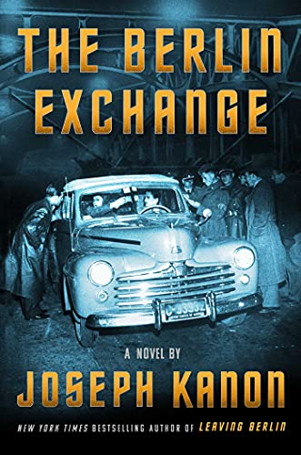 The Berlin Exchange book cover