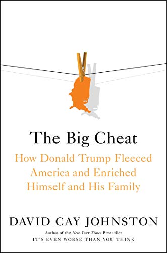 The Big Cheat book cover