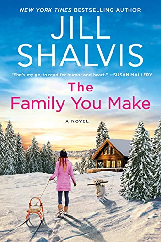 The Family You Make book cover