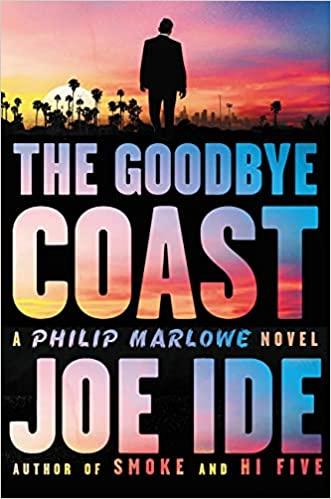 The Goodbye Coast book cover