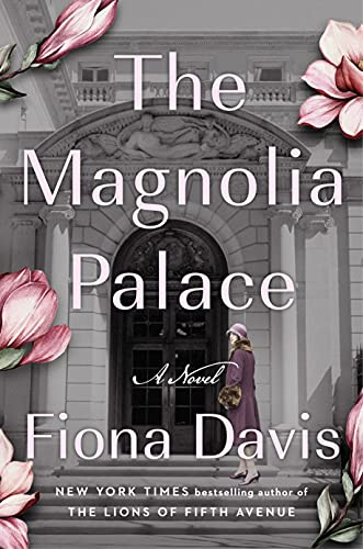 The Magnolia Palace book cover