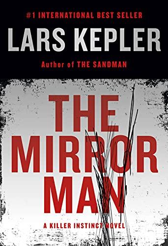 The Mirror Man book cover