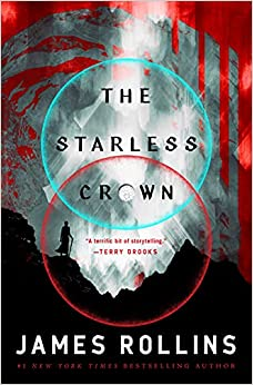 The Starless Crown book cover
