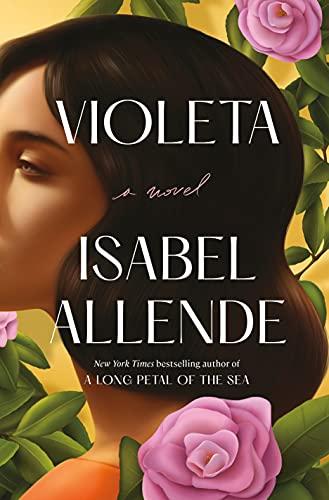 Violeta book cover