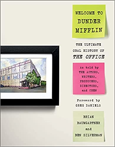 Welcome to Dunder Mifflin book cover