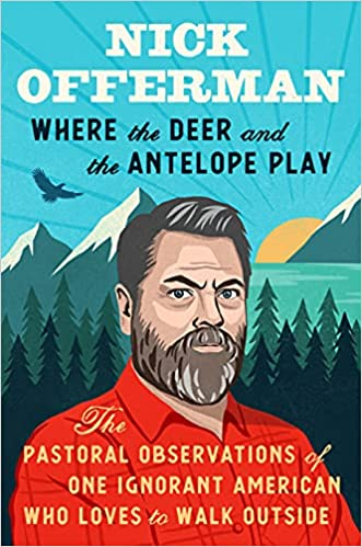 Where the Deer and the Antelope Play book cover