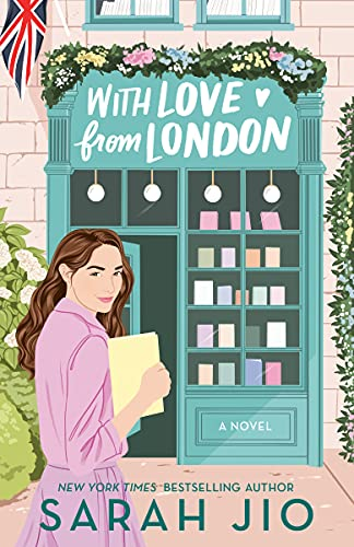With Love from London book cover