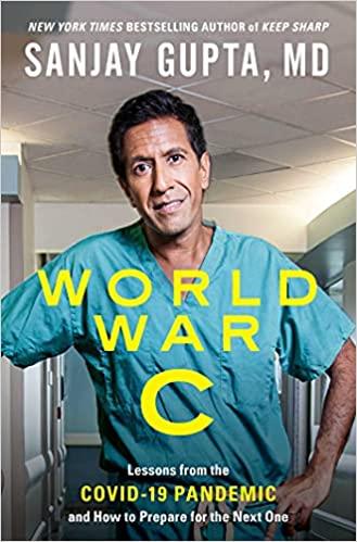 World War C book cover