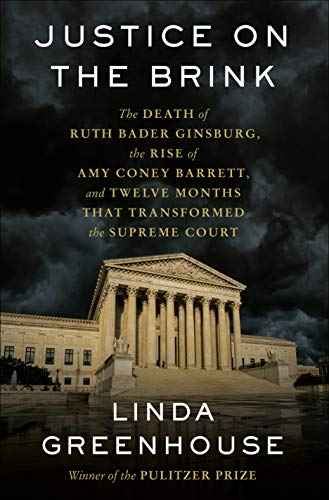 Justice on the Brink book cover