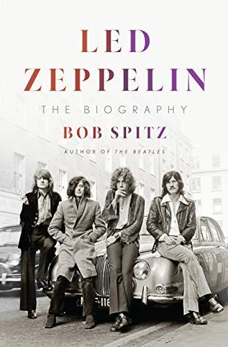 Led Zeppelin book cover