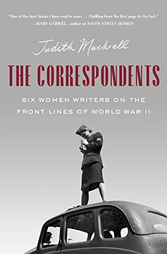 The Correspondents book cover
