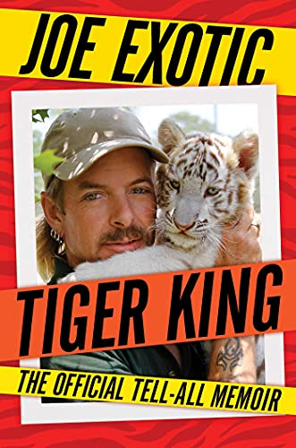 Tiger King book cover