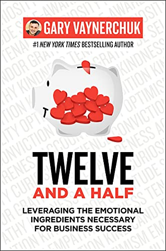Twelve and a Half book cover