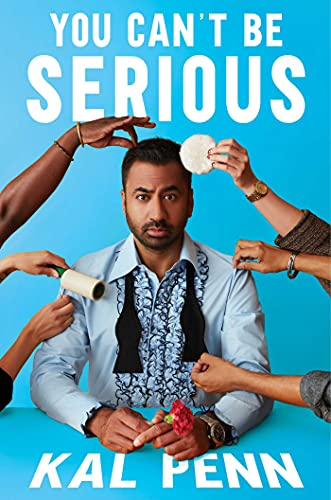 You Can't Be Serious book cover