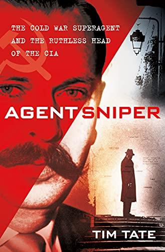 Agent Sniper book cover
