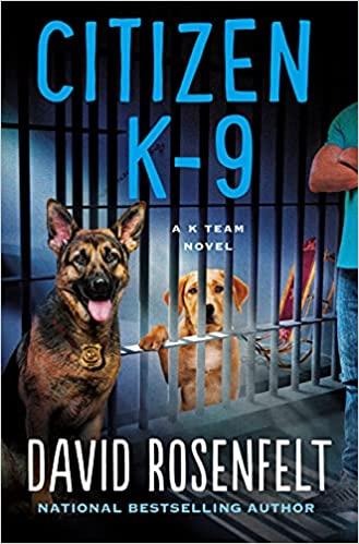 Citizen K-9 book cover
