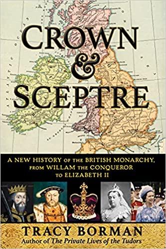 Crown & Sceptre book cover