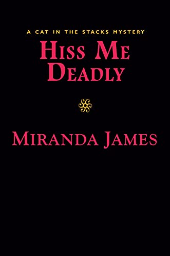 Hiss Me Deadly book cover