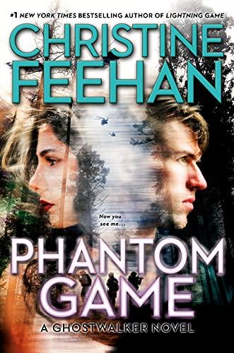 Phantom Game book cover