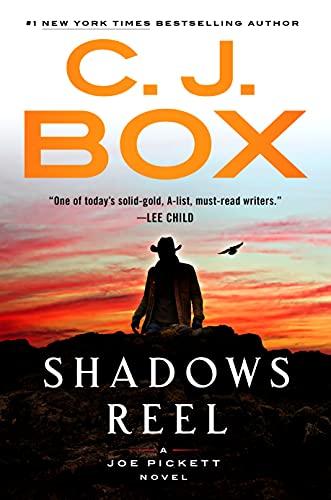 Shadows Reel book cover