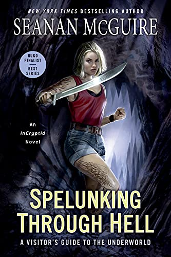 Spelunking Through Hell book cover