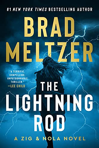 The Lightning Rod book cover