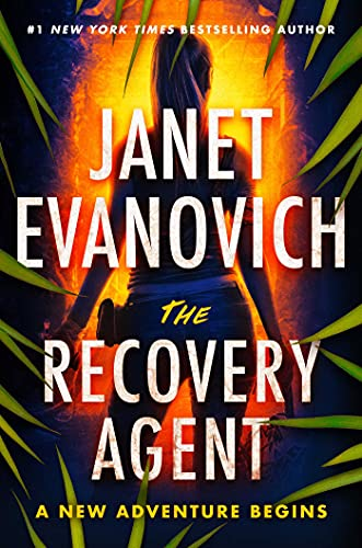 The Recovery Agent book cover