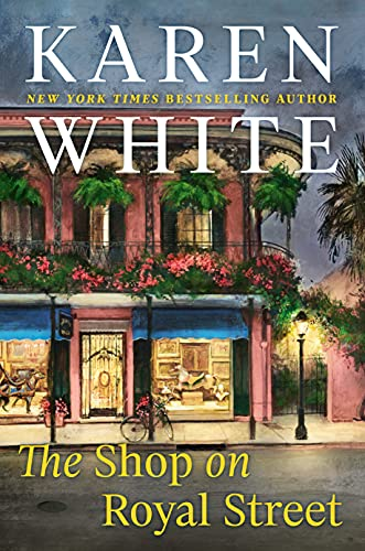 The Shop on Royal Street book cover