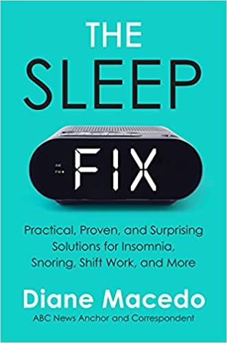 The Sleep Fix book cover